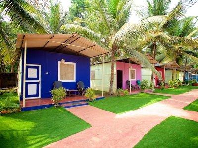 Отель Palolem Beach Resort 2* Южный Гоа Индия