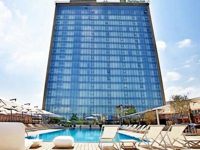Отель Holiday Inn 4* Тбилиси Грузия