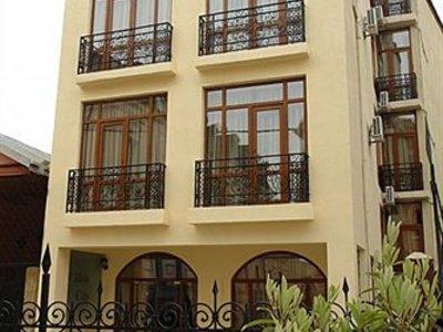 Отель City Hotel 4* Тбилиси Грузия