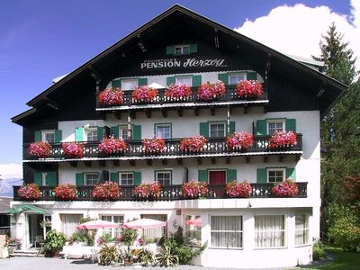 Отель Herzog Pension 2* Цель ам Зее Австрия