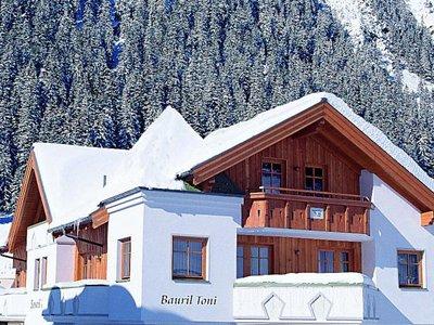 Отель Bauril Toni 2* Ишгль Австрия