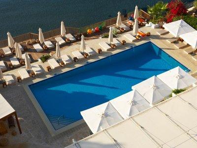 Отель Londa Beach Hotel 5* Лимассол Кипр