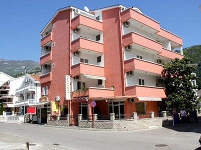 Отель Villa Veli Vinogradi 3* Будва Черногория