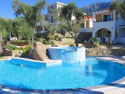 Отель Maslinjak Resort 4* Бечичи Черногория