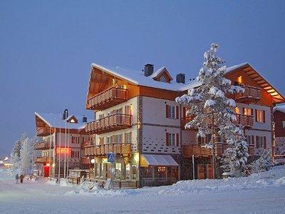 Отель Alppi F3 Apartment 5* Леви Финляндия