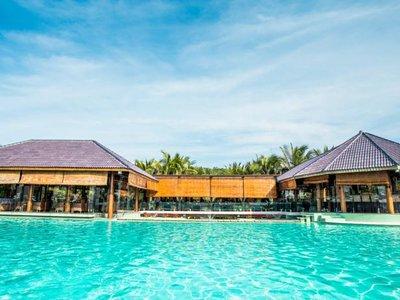 Отель Villa Del Sol - Beach Villas & Spa 4* Фантьет Вьетнам