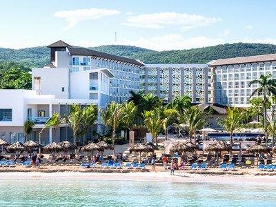 Отель Royalton White Sands 5* Монтего-Бэй Ямайка