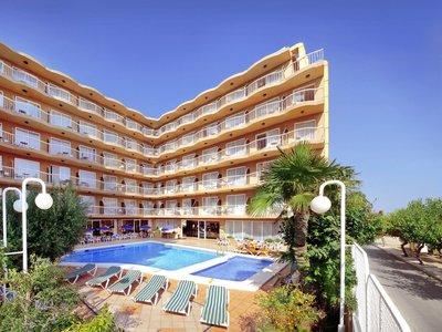 Отель Volga Hotel 4* Коста Дель Маресме Испания