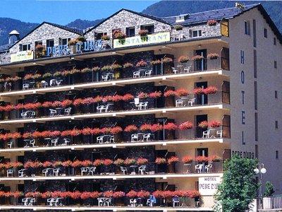 Отель Pere d'Urg Hotel 3* Энкамп Андорра