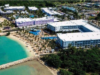 Отель Riu Palace Jamaica 5* Монтего-Бэй Ямайка
