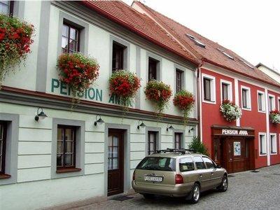 Отель Pension Anna 3* Чешский Крумлов Чехия