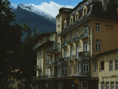 Отель Mozart Hotel 3* Бад Гаштайн Австрия