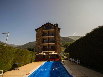 Отель Hotel La Planada 3* Ордино-Аркалис Андорра