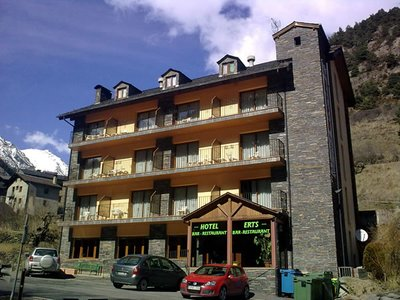 Отель Erts Hotel 3* Пал-Аринсаль Андорра