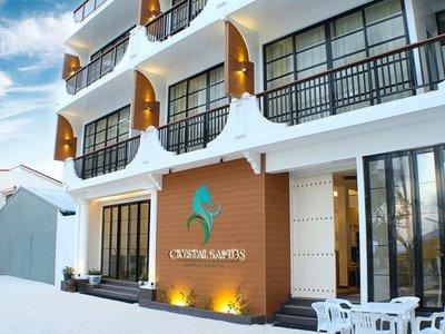 Отель Crystal Sands 4* Южный Мале Атолл Мальдивы