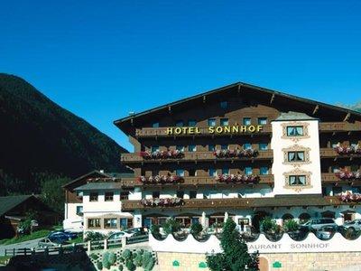 Отель Sonnhof Hotel 4* Нойштифт Австрия