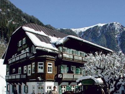 Отель Hoteldorf Gruner Baum 4* Бад Гаштайн Австрия