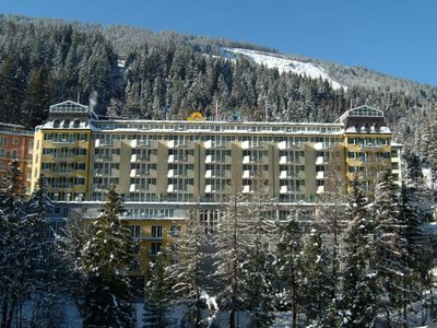 Отель Mondi-Holiday Hotel Bellevue 4* Бад Гаштайн Австрия