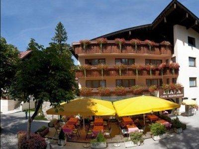 Отель Diana Hotel 3* Зеефельд Австрия