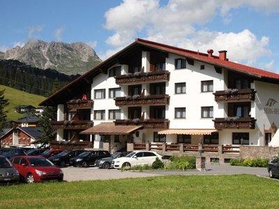Отель Bergheim Hotel 3* Лех Австрия