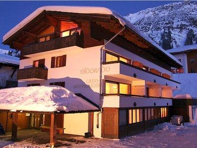 Отель Eldorado Appartements 3* Лех Австрия