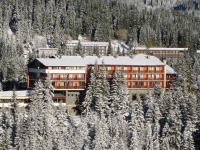 Отель Prespa Hotel 3* Пампорово Болгария