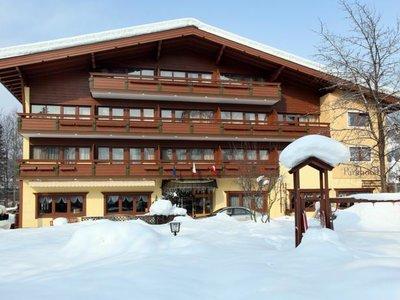 Отель Kirchberg Parkhotel 3* Кицбюэль Австрия