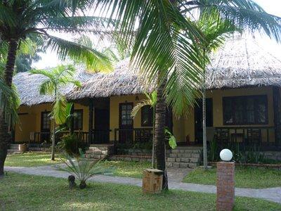 Отель Green Coconut Resort 2* Фантьет Вьетнам