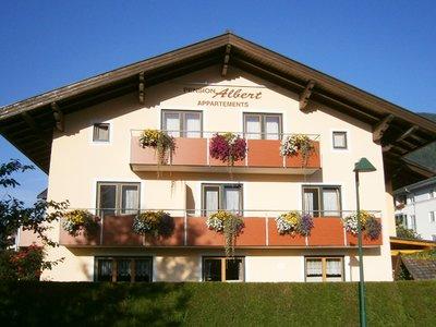 Отель Albert Appartement-Pension 2* Цель ам Зее Австрия