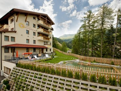 Отель Sonnenplateau Apart 2* Серфаус Австрия