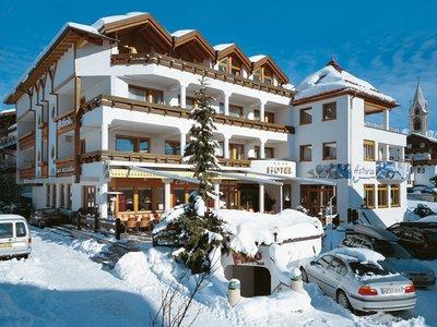 Отель Astoria Hotel 4* Серфаус Австрия