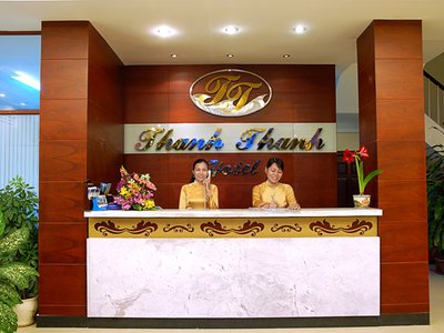 Отель Thanh Thanh Hotel 2* Нячанг Вьетнам
