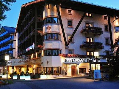 Отель Alpenhotel Fall In Love 4* Зеефельд Австрия