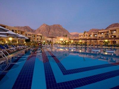 Отель Swiss Inn Dream Resort 4* Таба Египет