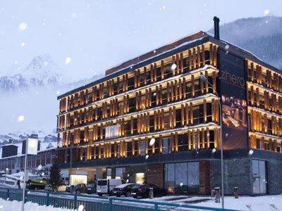Отель Zhero Hotel 5* Ишгль Австрия