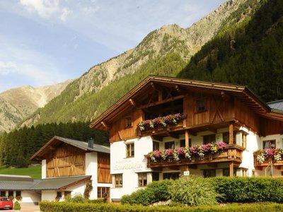 Отель Feriehnhof Sonnschein 2* Зельден Австрия