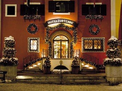 Отель Zur Tenne 4* Кицбюэль Австрия