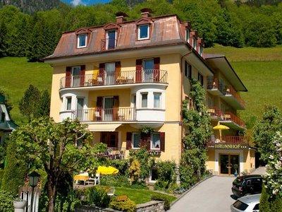 Отель Brunnhof Kur- und Sporthotel 3* Бад Хофгаштайн Австрия