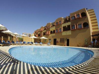 Отель Marina View Port Ghalib Hotel 3* Марса Алам Египет