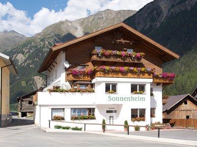 Отель Sonnenheim Pension 2* Зельден Австрия
