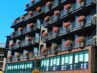 Отель Del Pui Hotel 4* Ла Массана Андорра