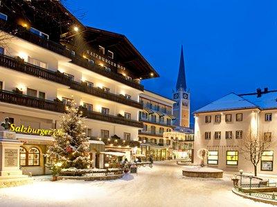 Отель Der Salzburgerhof Hotel 4* Бад Хофгаштайн Австрия