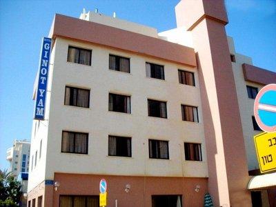 Отель Ginot Yam 3* Нетания Израиль