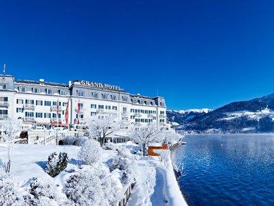 Отель Grand Hotel Zell am See 4* Цель ам Зее Австрия