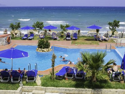 Отель Mari Beach Hotel 3* о. Крит – Ханья Греция
