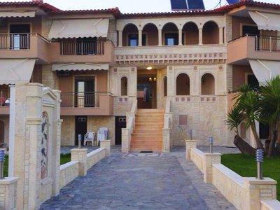 Отель Paradisos Apartments 2* Халкидики – Кассандра Греция