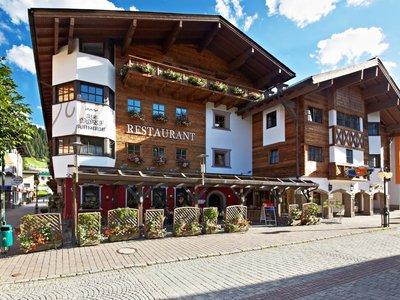 Отель Zur Dorfschmiede 4* Хинтерглемм Австрия