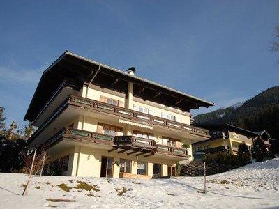 Отель Flora Hotel-Pension 3* Хинтерглемм Австрия