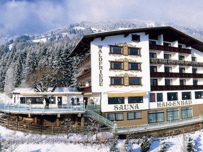 Отель Waldfriede Hotel 4* Фюген Австрия