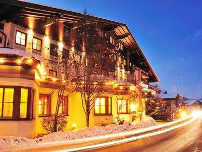 Отель Forellenhof Hotel 4* Флахау Австрия